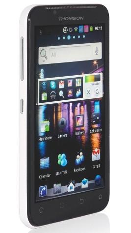 Thompson X-View 2 Dual SIM - un alt telefon care intră În nișa deschisă de Samsung Galaxy Note