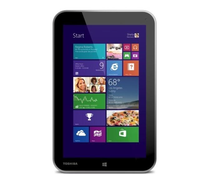 IFA 2013: Toshiba lansează prima sa tableta Windows 8 de 8 inch, modelul Encore; Costă 330 de dolari!