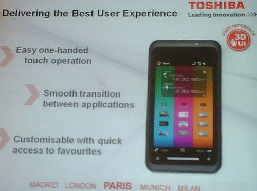 Toshiba TG901