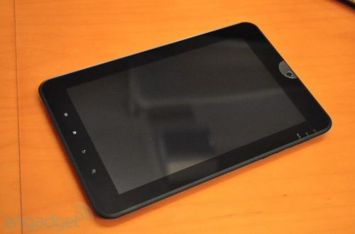În sfârșit un rival pentru iPad: Toshiba Tablet, tableta Nvidia Tegra 2 proaspăt anunțată
