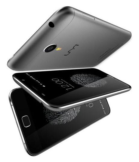 UMi Touch este un nou telefon cu ecran 2.5D şi Android 6.0, cu preţ de doar 99 de dolari