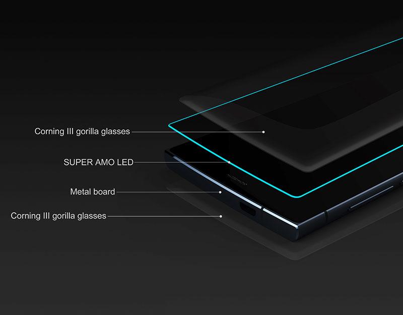 Elegantă din Asia: UMi Zero este un telefon cu grosime de 6.4 mm și ecran Super AMOLED