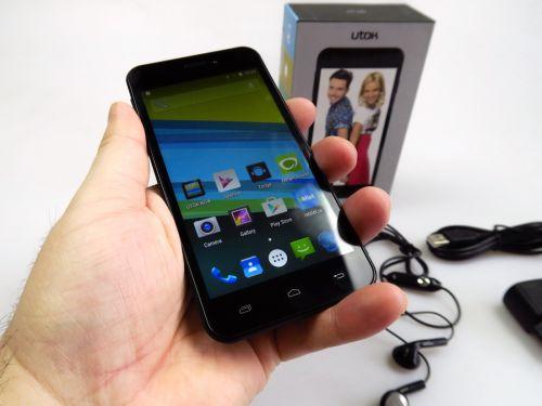 UTOK Q5 GT Review: cel mai accesibil smartphone cu brand autohton testat de noi în ultimii ani, bateria şi camera srprinzător de bune (Video)