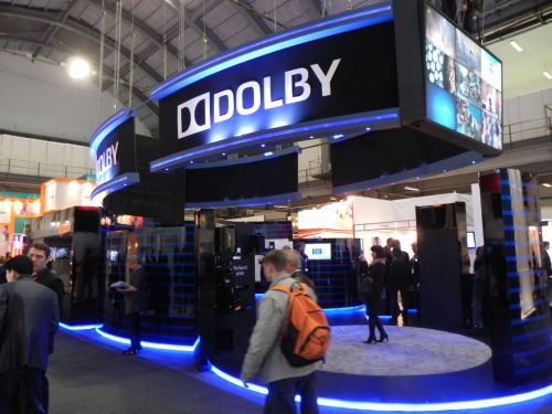 Standul Dolby Mobile