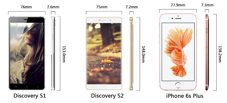 VKworld pregătește un nou smartphone cu display 3D, model numit Discovery S2; acesta va sosi cu scanner de amprente