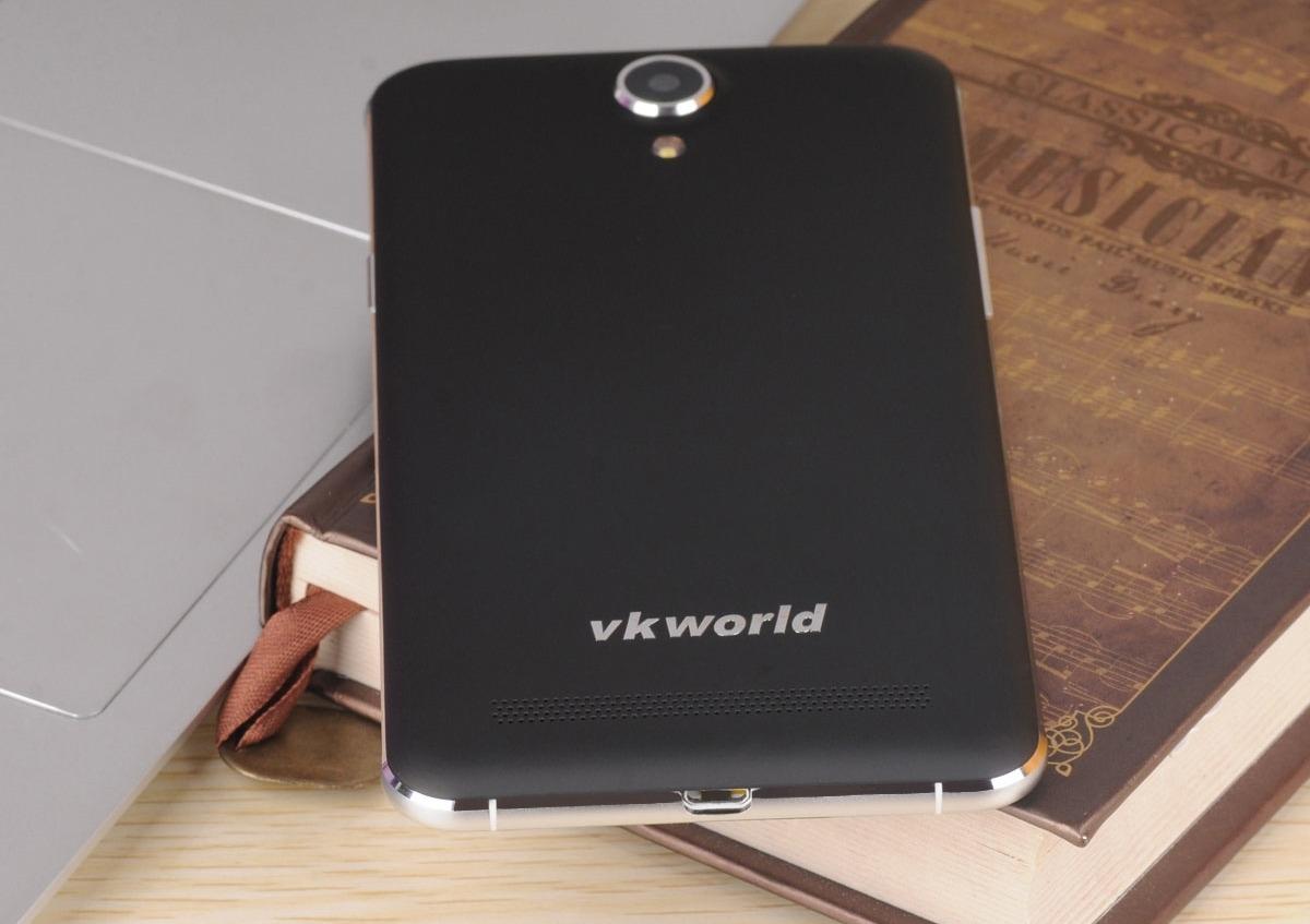 VKWorld vk700 Pro este un smartphone cu display de 5.5 inch și baterie de 3.200 mAh ce costă doar 340 lei