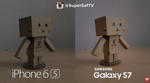 Samsung Galaxy S7 se duelează cu iPhone 6s şi 6s Plus într-un mega test de cameră; Iată cine câştigă! (Video)