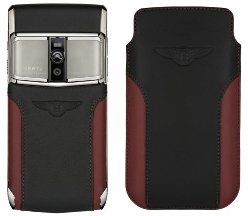 Vertu Signature Touch primește o ediție exclusivistă Bentley ce costă 9000 dolari; vine cu 4 GB RAM și procesor Snapdragon 810