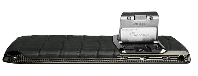 Vertu Signature Touch în varianta cu 4 GB RAM și procesor Snapdragon 810 este anunțat oficial; prețurile încep de la 9.900 dolari