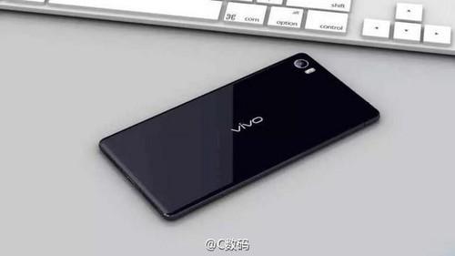 Vivo X5Pro îşi face apariţia în randări 3D, vine cu sticlă 2.5D aplicată pe ecranul său Full HD