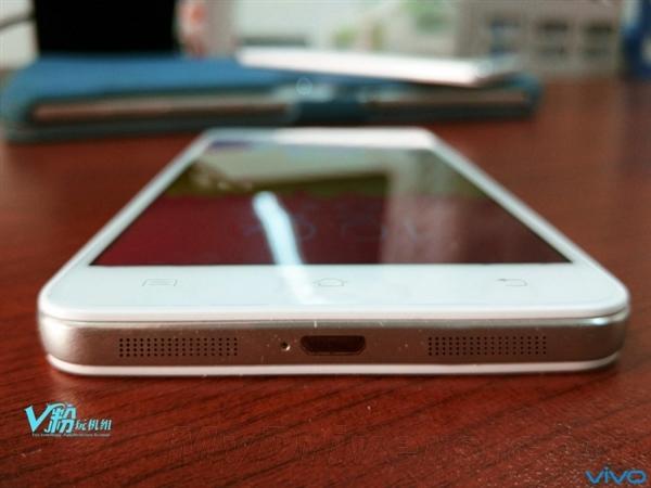 Phablet-ul Vivo Xplay 5S se afișează În imagini live; acesta aduce și un scanner pentru amprente