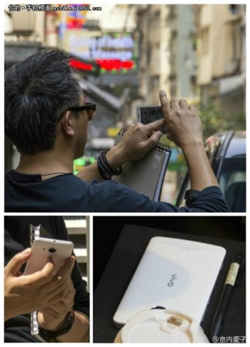 Vivo Xshot Își face apariția În noi fotografii hands on, pare a fi mai mic decât Xplay 3S