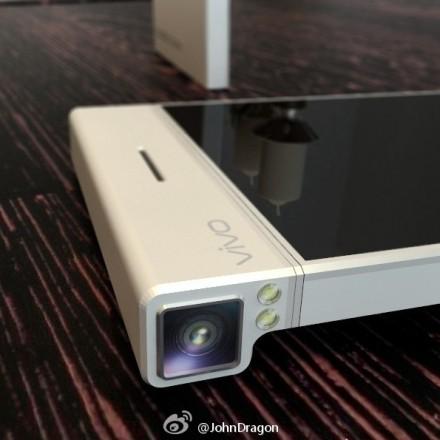 Noi imagini cu smartphone-ul Vivo care integrează tehnologie foto Nikon şi camera rotativă