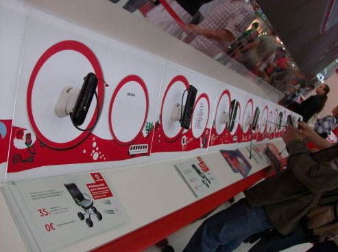 Vodafone la CERF