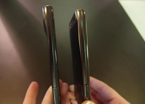 Motorola RAZR Maxx vs Motorola Droid RAZR