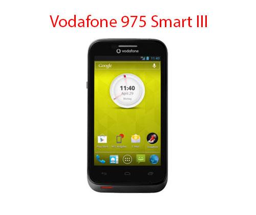 Telefon Vodafone 975 Smart III