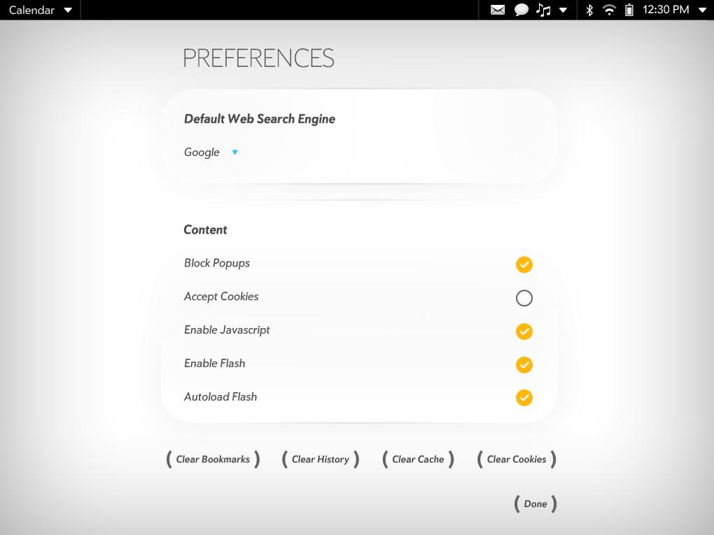 Iată cum ar fi putut arăta webOS, dacă proiectul nu era abandonat: capturi pierdute de ecran apar pe web (Video)