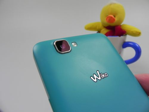 Review Wiko Rainbow