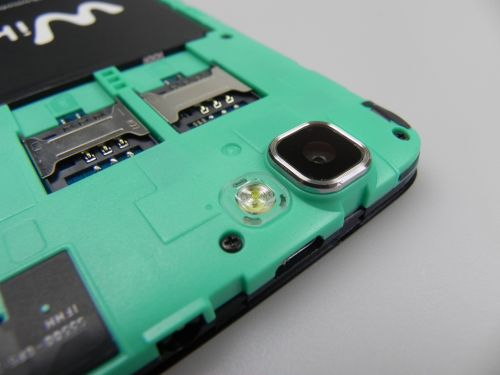 Wiko Rainbow - telefon dual SIM
