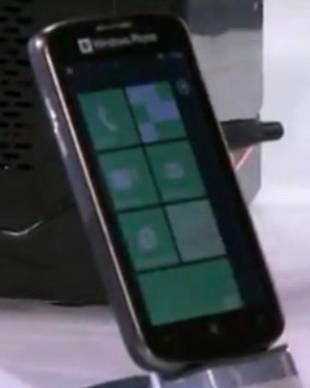 Windows Phone Mango Acer Fujitsu ZTE