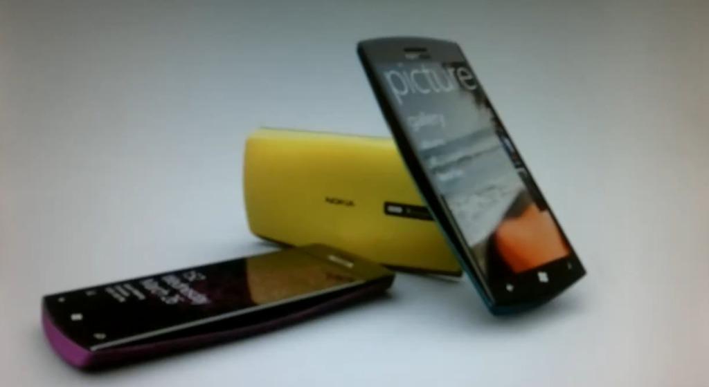 Încă un telefon Windows Phone Nokia misterios Își face apariția Într-un brevet de design