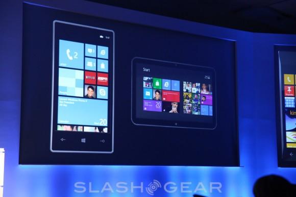 Windows Phone 8, noua interfata