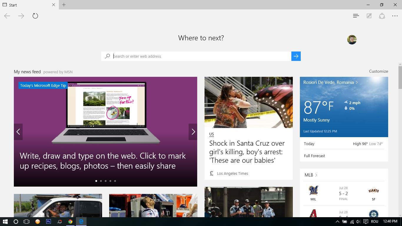 Windows 10 este acum disponibil! Cortana, Microsoft Edge și alte elemente de noutate la pachet