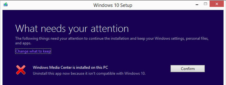 "Windows Media Center este ""casat"", nu va veni preinstalat pe Windows 10"