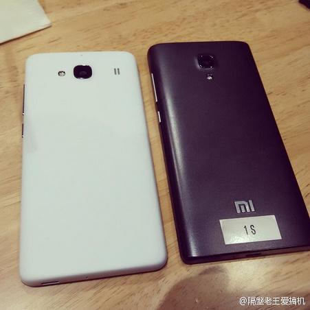 Xiaomi Redmi 2s apare Într-o primă serie de fotografii În care este comparat cu modelul Redmi 1s