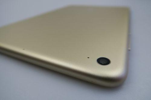 Camera lui Xiaomi Mi Pad 2