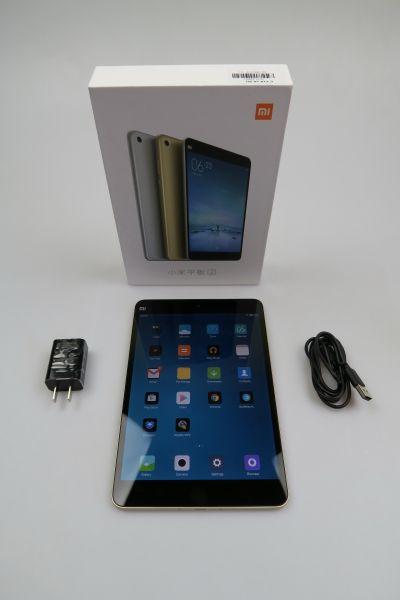 Continutul cutiei lui Xiaomi Mi Pad 2