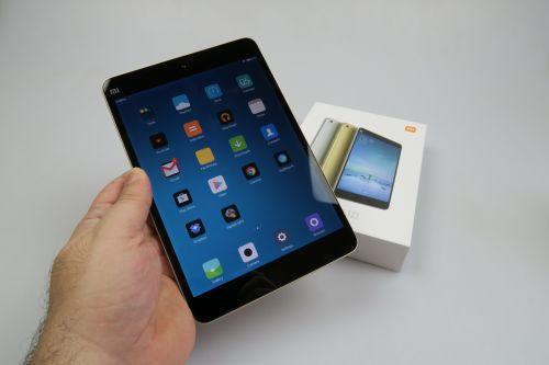 Xiaomi Mi Pad 2 scos din cutie