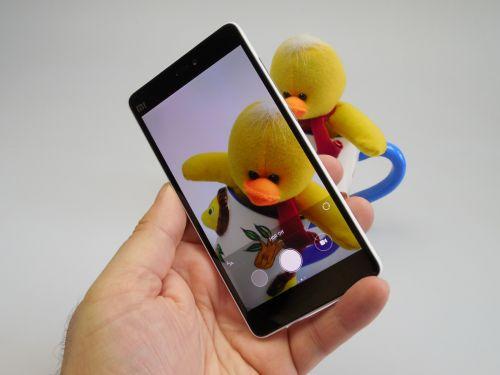 Fotografii cu Xiaomi Mi 4i