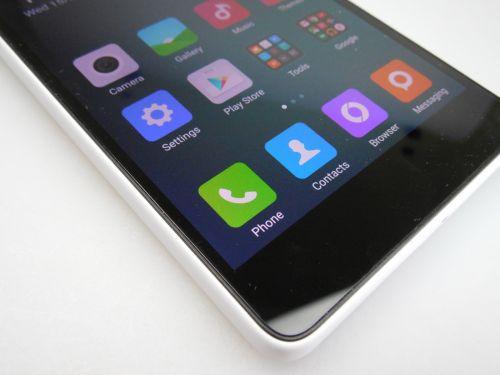 Ecranul lui Xiaomi Mi 4i