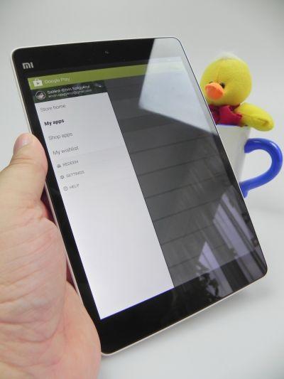 Google Play Store pe Xiaomi Mi Pad