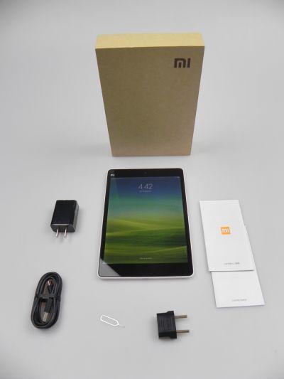 Xiaomi Mi Pad unboxing