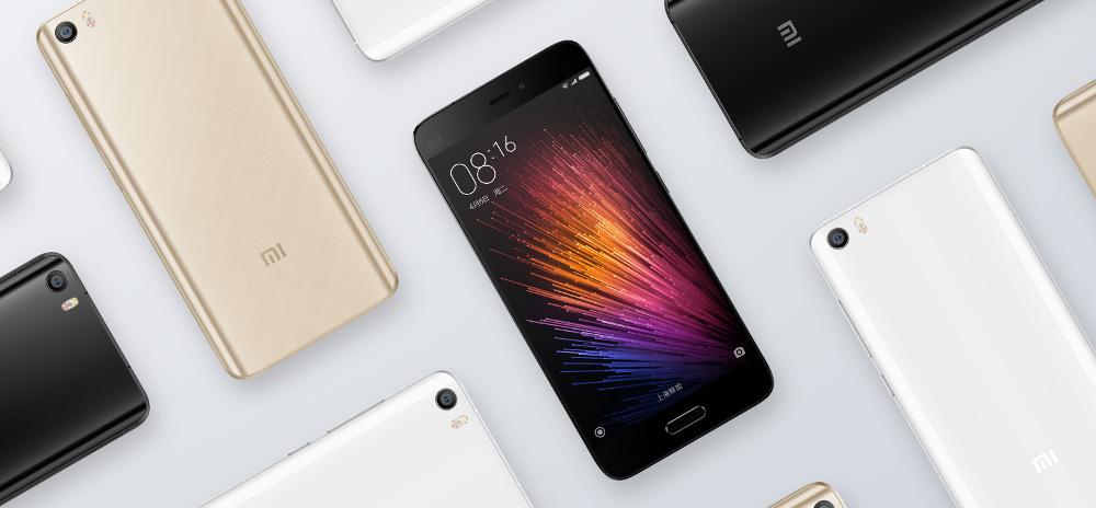 MWC 2016: Xiaomi Mi 5 anunţat oficial - vine cu procesor Snapdragon 820, 4 GB RAM, display cu sticlă 3D şi muchii curbate în spate
