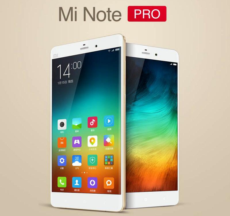 Xiaomi lansează Mi Note Pro în China, detaliază modul în care a rezolvat problemele cu supraîncălzirea lui Snapdragon 810