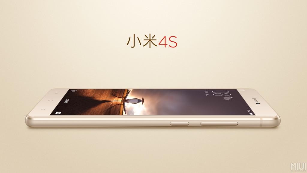 MWC 2016: Xiaomi Mi 4s anunţat împreună cu modelul flagship, vine cu dublu panou de sticlă, preţ sub 300 dolari