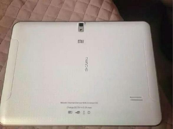 O nouă tableta Xiaomi Mi Pad îşi face apariţia în imagini hands on, vine cu diagonală de 10 inch