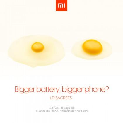 O variantă premium a lui Xiaomi Mi4 ar putea fi anunțată pe data de 23 aprilie