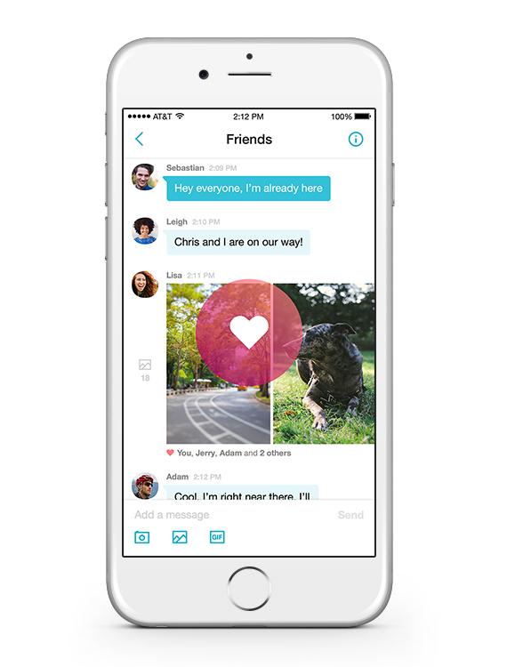 Yahoo îşi reinventează în sfârşit aplicaţia Messenger, copiind câte ceva de la Facebook