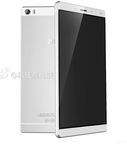 Un nou smartphone flagship ZTE îşi face apariţia în imagini, aduce mult cu Huawei P8