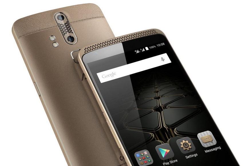 IFA 2015: ZTE prezintă Axon Elite, varianta globală a lui Axon, cu procesor Snapdragon 810 şi scanner ocular