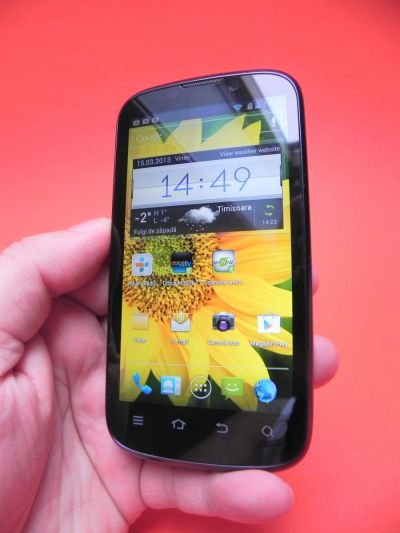 Review ZTE Grand X IN