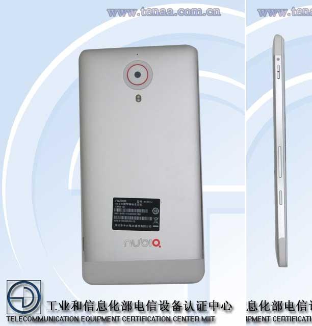 ZTE Nubia X6 primește certificare din partea autorităților chineze