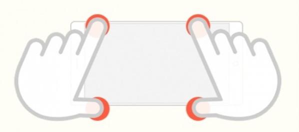 ZTE Nubia Z9 va avea funcţii speciale asociate marginilor curbate ale ecranului său