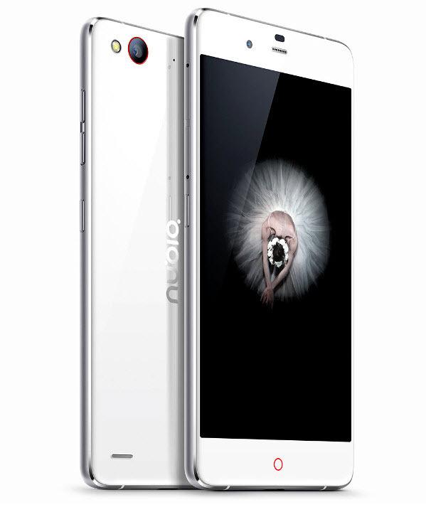 ZTE lansează telefonul Nubia Prague S, cu ecran Full HD de 5.2 inch, carcasa slim metalică si scanner pentru iris