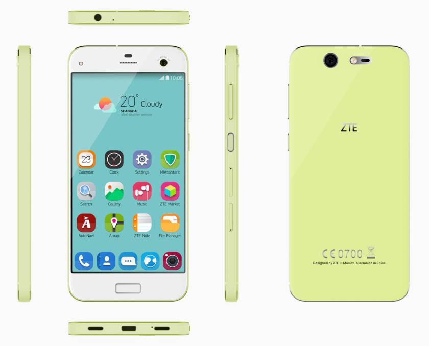 ZTE Blade S7 este anunțat oficial; smartphone compact cu display Full HD de 5 inch și cameră frontală de 13 megapixeli