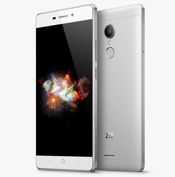 ZTE lansează 3 noi telefoane din seria V3, toate dotate cu corpuri din aluminiu, scanner de amprente